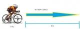 Формули знаходження швидкості для рівномірного і для равноускоренного руху