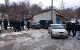 В Киеве пытались снести гараж доброволец АТО