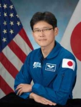 Японский астронавт вырос на девять сантиметров за три недели