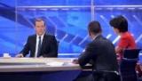 Медведев отметил, что борьба с киберугрозами террористическим вызовом всем странам
