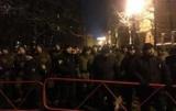 Полиция подтвердила задержание сторонников Саакашвили под АП