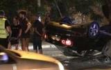 В Одессе столкнулись сразу четыре автомобиля
