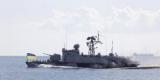 ВМС України в неділю візьмуть участь у військових навчаннях Agile Spirit в Грузії