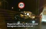 Смертельное ДТП в Киеве. Южный мост остановился в пробке