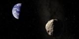 Возле Земли пролетел астероид размером с несколько этажей дома