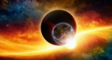 Гипотетическая девятая Планета солнце наклоняет