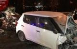 Всмятку. Возле моста Патона в Киеве произошло смертельное ДТП