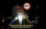В Киеве трое мужчин подрались посреди дороги