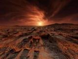 На Марсе следы вулканической нашли профессиональной деятельностью