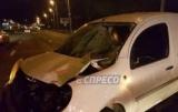 Побежал через восемь полос. В Киеве автомобиль сбил мальчика