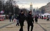 Возле киевских храмов будут дежурить более 1,3 тысячи силовиков